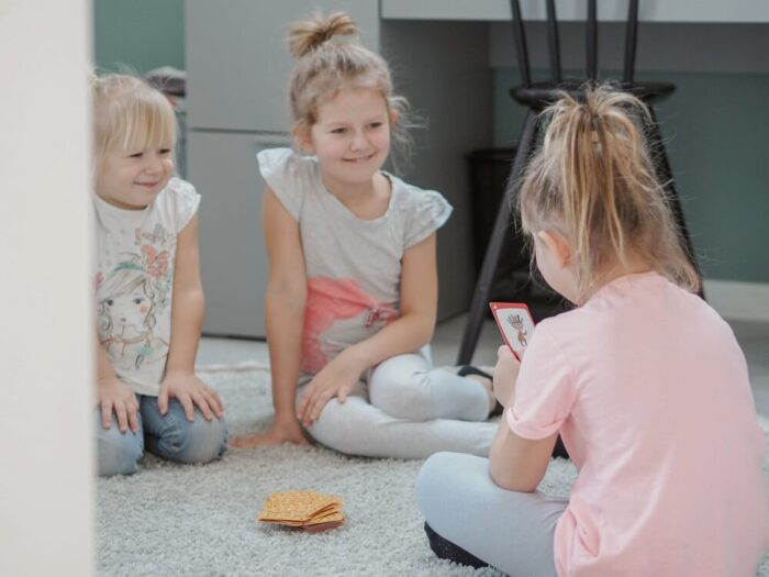 Fun Charades. Family game. Captain Smart - family board game