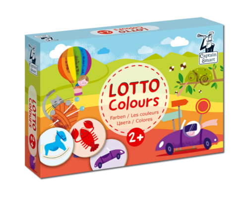 Lotto Colours. Captain Smart