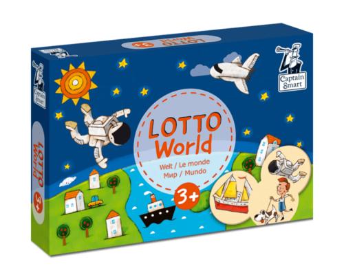Lotto World. Captain Smart