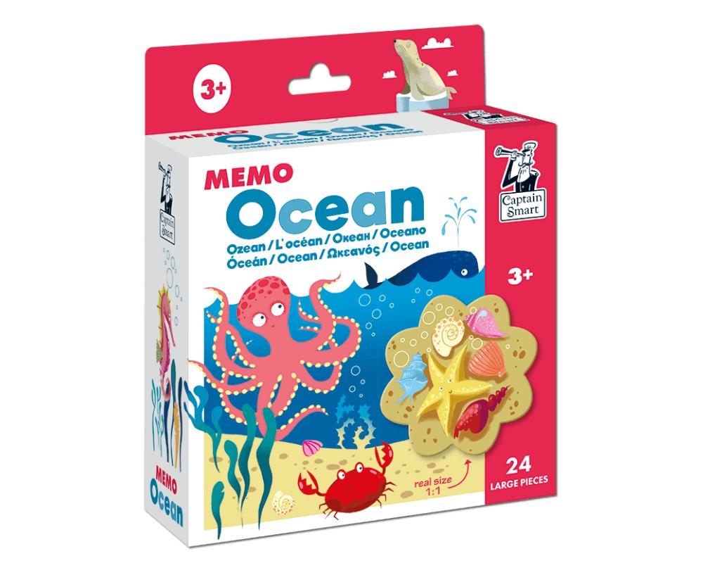 Memo Ocean. Captain Smart