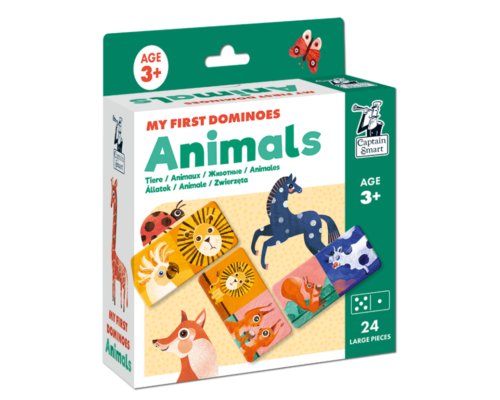 My First Dominoes Animals. Captain Smart